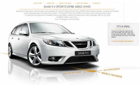 Saab-car